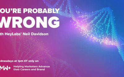 You're Probably Wrong ep.1: Music and Sound in Marketing (SMW+ series)